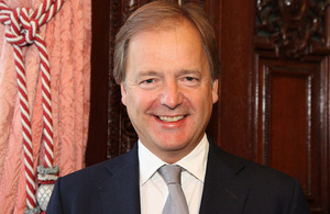 Mr Hugo Swire MP, Minister of State at the Foreign and Commonwealth Office