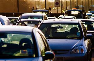 Road traffic statistics