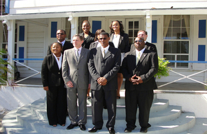 The TCI Cabinet