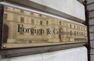 The Foreign and Commonwealth Office (FCO)