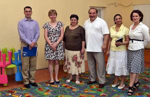 British embassy donations to Hungarian Roma organisation