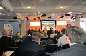 FDF Workshop in London