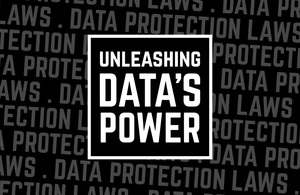 An image of text: Unleashing data's power
