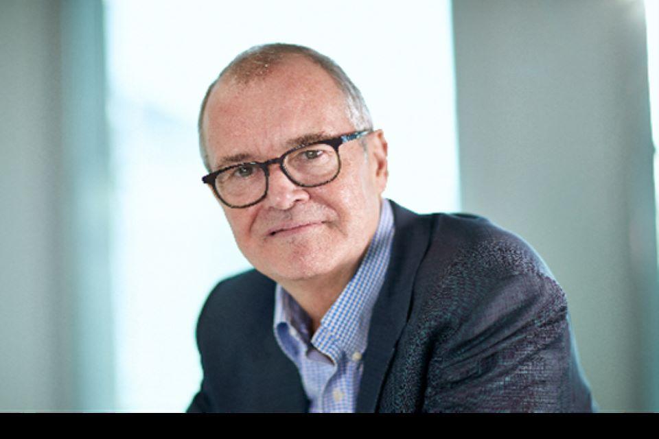 Photo of Patrick Vallance, Government Chief Scientific Advisor