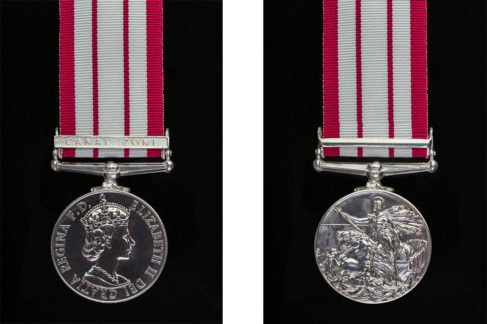 Naval General Service Medal 1915