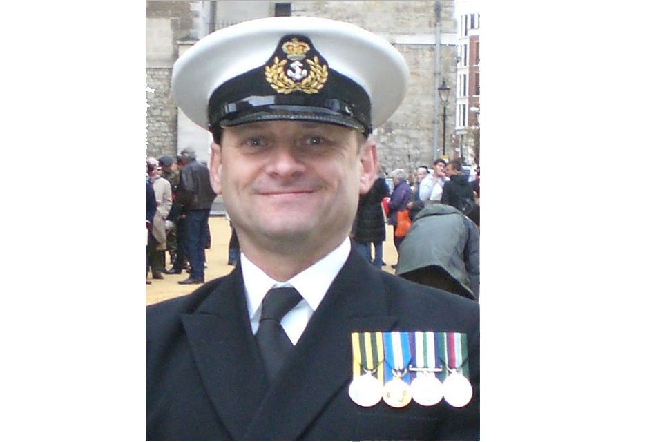 how to become a nurse in the royal navy