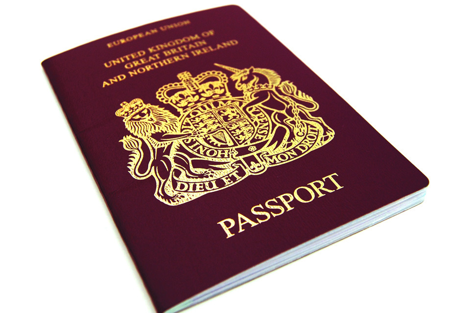 Changes to British passport services in Pakistan - GOV.UK