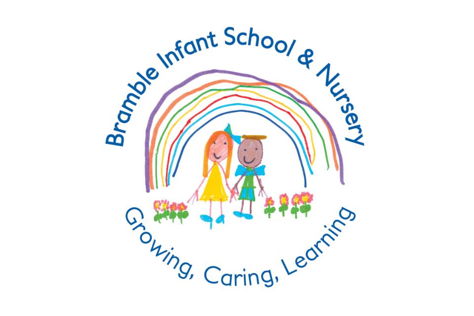 The logo of Bramble School.