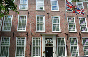 British Embassy The Hague