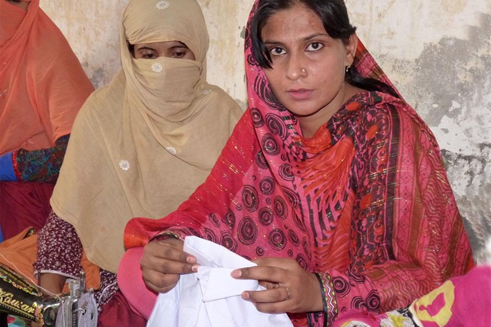 The Status of Women in Pakistan - EntryTest