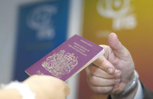 Renew passports before booking summer holidays