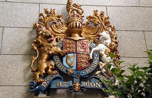 Embassy crest