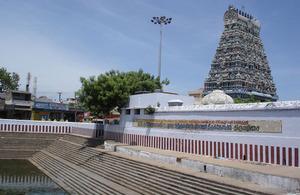 A temple Chennai