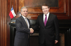Lord Mayor visits Chile