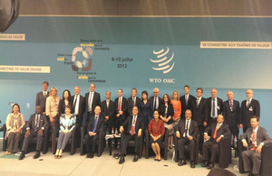 Read UK statement on Trade Facilitation Agreement