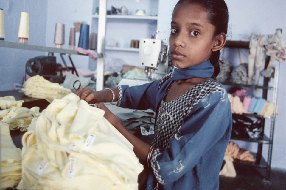 Uk Backs Project To End Modern Day Slavery For Girls And
