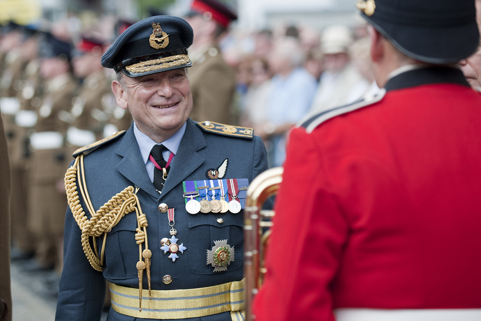 Air Chief Marshal Sir Stuart Peach