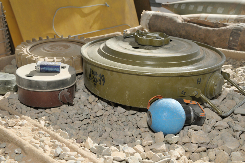 IED components