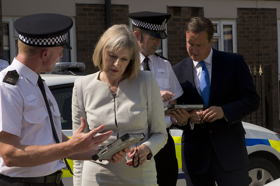 Home Secretary and Prime Minister