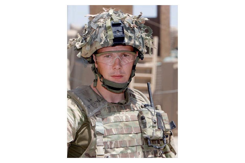 Corporal Nick Penn