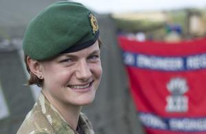 Lieutenant Rosie Brooks