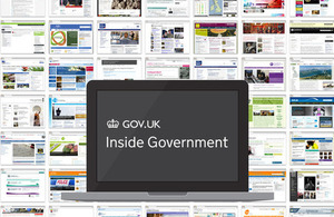 GOV.UK is the new place for corporate information from VOSA