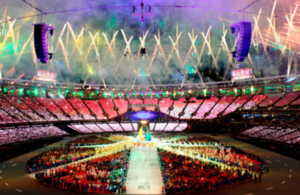 £9.9 billion of economic benefit from Olympic-related activities