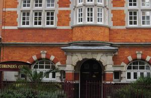 Coroners' court