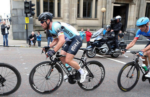 Mark Cavendish by British Cycling on Flickr