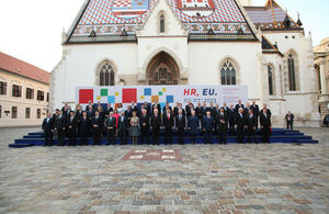 30.06. Croatia's accession to the European Union
