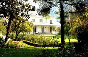 Residence of the British Ambassador