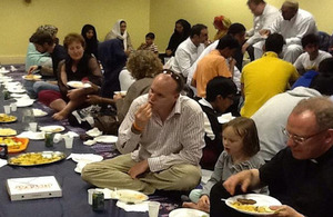 big iftar