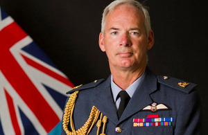 Air Chief Marshal Sir Andrew Pulford [Picture: Crown copyright]