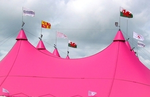 National Eisteddfod's