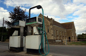 A fuel pump