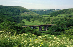 Monsal Head, Peak District National Park