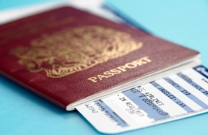Applying for a new passport is simple