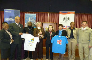 London + One event Windhoek