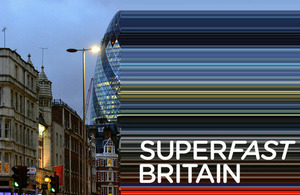 Superfast Britain logo
