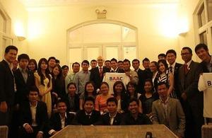 Launch of British Alumni Association of Cambodia (BAAC)