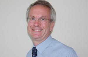 James Thornton, British High Commissioner