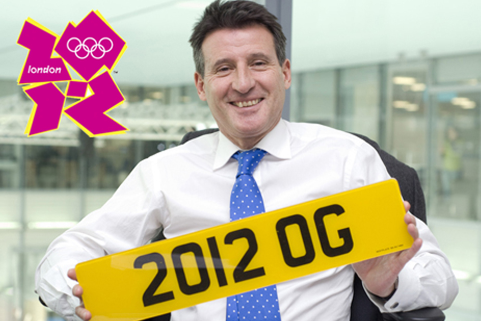 Personalised registration image