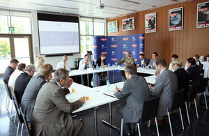 Roundtable on National Security from Climate/Energy Perspective