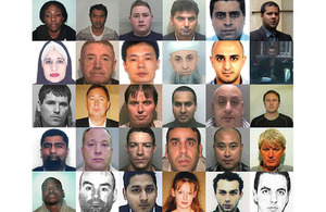 Images of most wanted