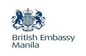 British Embassy Manila logo