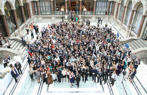 Chevening Scholarship 2013 Reception at the FCO