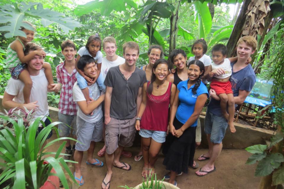 Imperial College volunteers