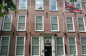 British Embassy The Hague