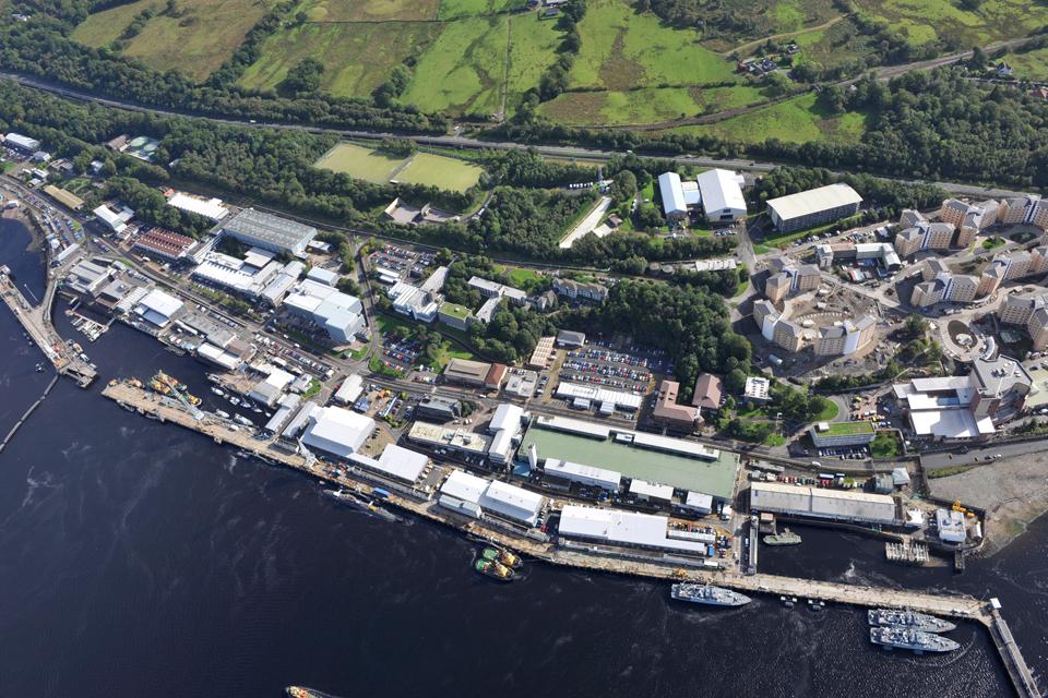 New Accommodation For Scottish Naval Base News Stories