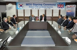 UK-Korea infrastructure partnership offers huge opportunities for UK companies